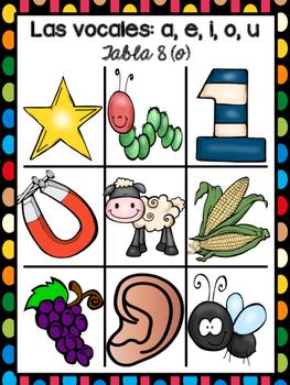 Phonological Awareness Bundle in Spanish
