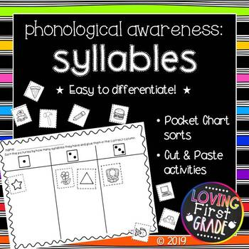 Phonological Awareness Center: Syllables