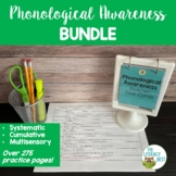 Phonological Awareness Curriculum Multisensory Reading Intervention