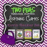 Phonological Awareness Curriculum: Text Based & Common Core - Kevin Henkes Set