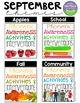 Phonemic Awareness Activities & Interventions - September