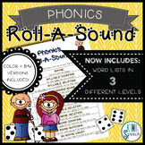 Phonics Roll a Sound: A Phonological Awareness Dice Game