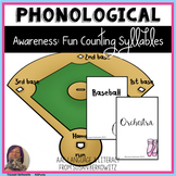 Phonological Awareness Fun - Game Boards for Visual Learne