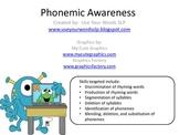Phonemic Awareness (Halloween)