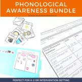 Phonological Awareness Intervention - Bundle