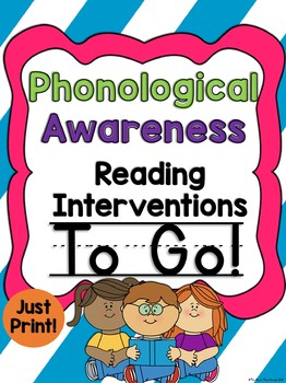 Phonological Awareness Intervention and Practice