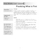 Phonological Awareness Kit 2 **Order of Sounds**