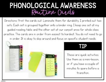 Phonological Awareness Kit