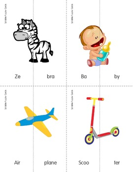 Phonological Awareness Kit 5 **Syllables**