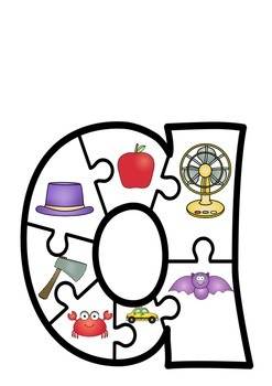 Phonological Awareness - Long and Short Vowel Puzzles