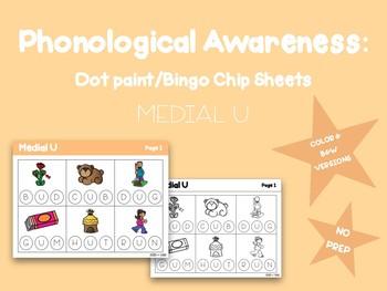 Phonological Awareness: Medial U