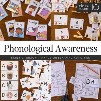 Phonological Awareness Pack 1 - Beginners