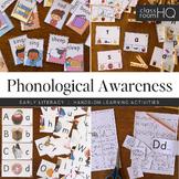 Phonological Awareness Bundle 1 - Beginners