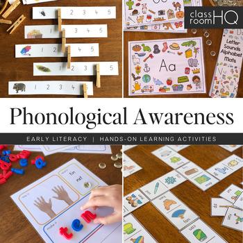 Phonological Awareness Pack 2 - Advanced