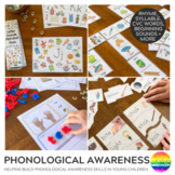 Phonological Awareness Bundle 2 - Advanced