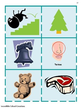 Phonological Awareness Packet - aligned with The Core