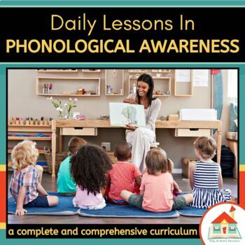 Phonological Awareness Preschool Lesson Plans