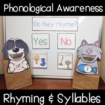 Phonological Awareness Rhyming