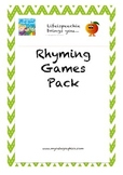Phonological Awareness Part 1/3: Rhyming Activities