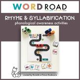 Phonological Awareness: Rhyming & Syllabification