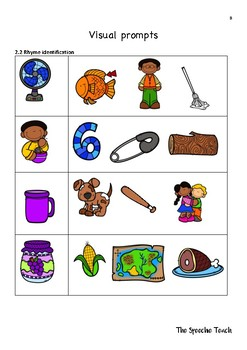 Phonological Awareness Screening Tool