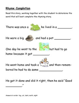 Phonological Awareness Skills Test (PAST) - Teacher Helping Packet