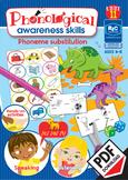 Phonological Awareness Skills – Unit 11 – Phoneme Substitution