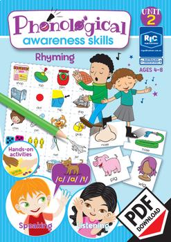 Phonological Awareness Skills – Unit 2 – Rhyming