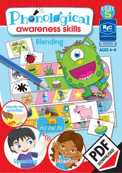 Phonological Awareness Skills – Unit 5 - Blending