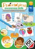 Phonological Awareness Skills – Unit 9 – Phoneme Addition and deletion