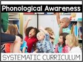 Phonological Awareness Systematic Curriculum