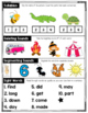 Phonological Awareness and Sight Word Warm Ups