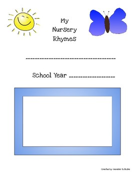 Phonological Awareness and Site Word Skill Development through 37 Nursery Rhymes