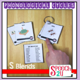 Phonological Cycles: S Blends and Phonological Awareness