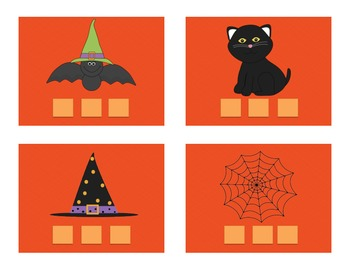Phonological Awareness Halloween Fun for Speech Therapy