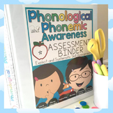 Phonological & Phonemic Awareness Assessments