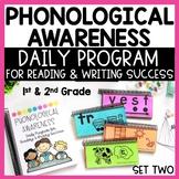 Phonological & Phonemic Awareness Complete Program  SET TWO