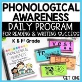 Phonological & Phonemic Awareness Program for Reading & Writing Success