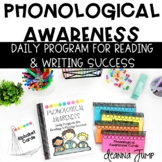 Phonological & Phonemic Awareness Complete Program for Rea