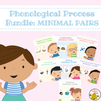 Phonological Processes:  Minimal Pairs