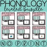 Phonological Processes Progress Monitoring | Phonological Processes Screener