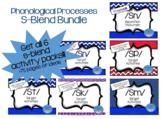 Bundle: S-blend activity Pack