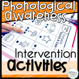 Phonemic Awareness Intervention