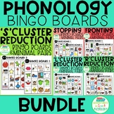 Phonology Bundle: Bingo Boards and Minimal Pairs