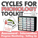 Cycles for Phonology Toolkit: Assessment, Progress Monitoring, & Intervention