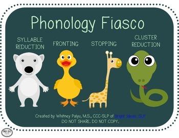Phonology Fiasco