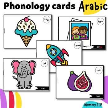 Phonology Flashcards in Arabic
