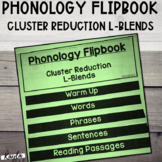 Phonology Flipbook: Cluster Reduction of L-Blends (Blackli