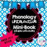 Phonology Interactive Mini-Books Cluster Reduction: /st/