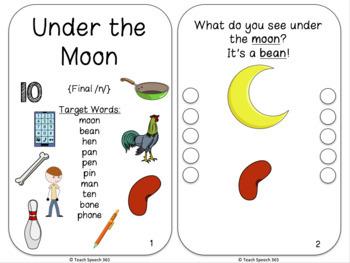 Phonology Interactive Mini-Books Final Consonant Deletion (FCD)